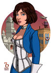 Bioshock Infinite. Elizabeth Lady
