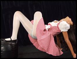Dorothy loses it!