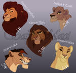 Adoptables Lions closed