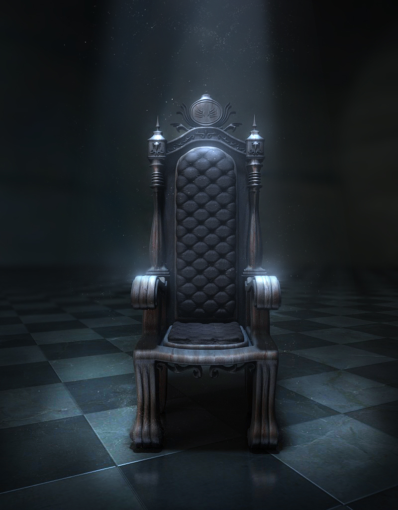 The chair by Wen-JR