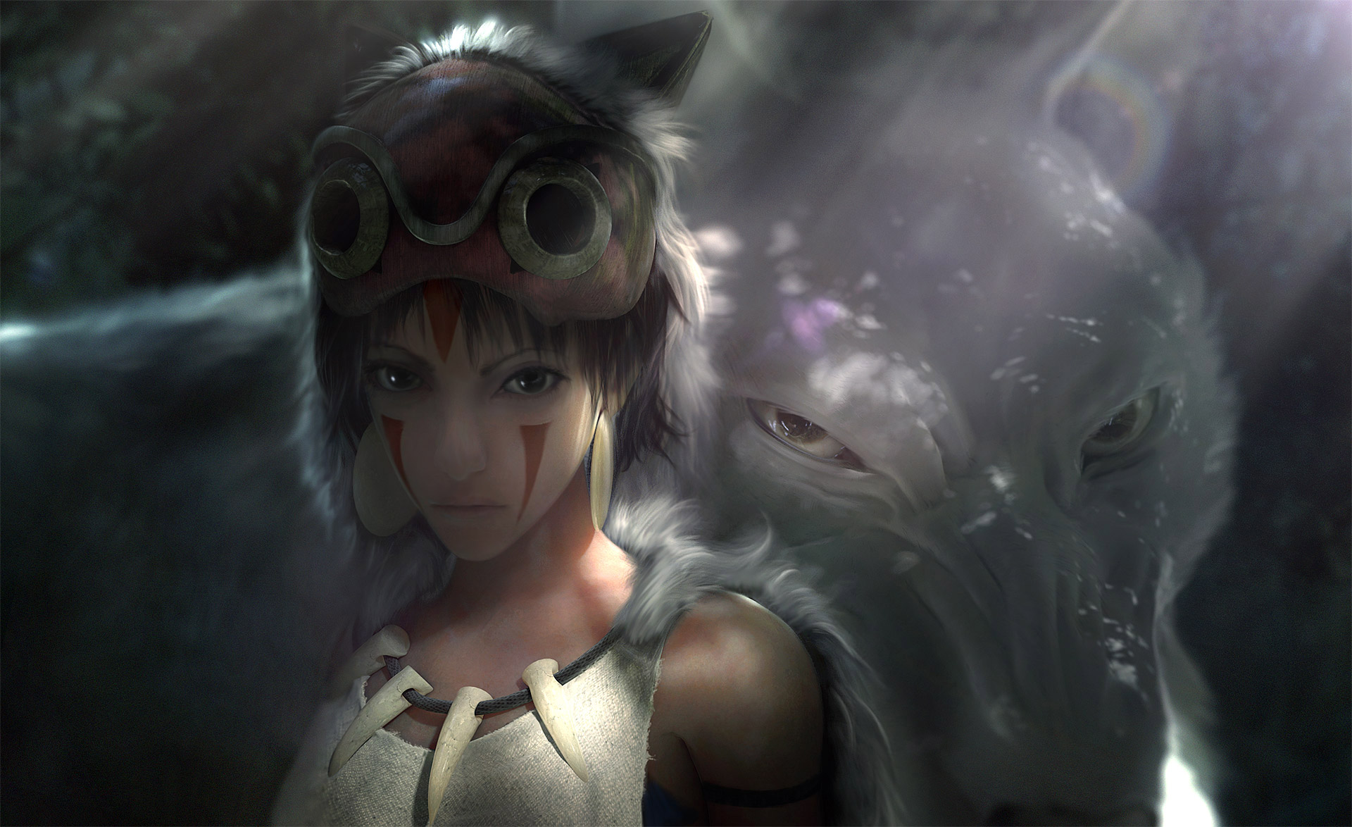 Mononoke Tribute by Wen-JR