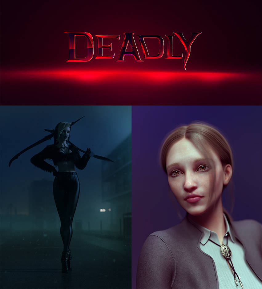 Deadly Title New by Wen-JR