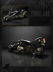 Fenrir bike by Wen-JR