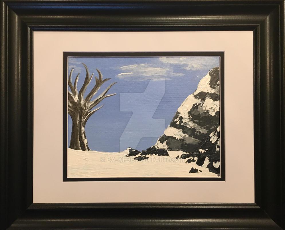 Landscape by Ba-Ki