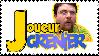 Stamp- Joueur du Grenier by RavenThalia