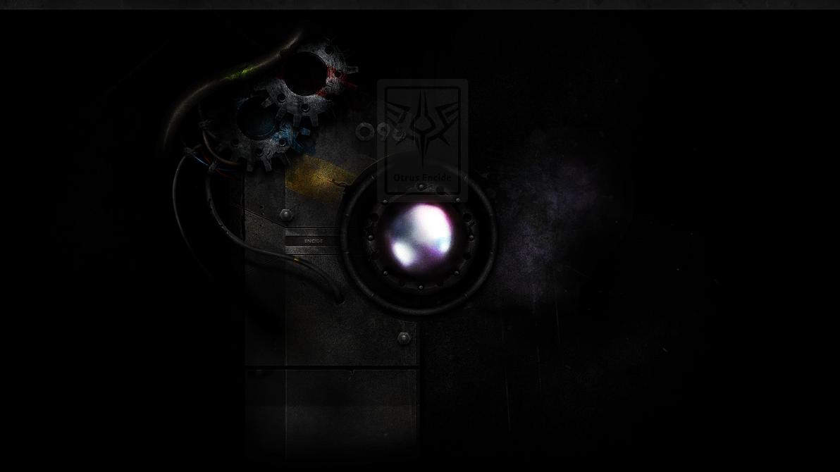 Grunge interface by OtrusEncide