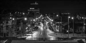 Guelph at Night