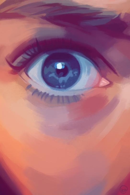 Eye by Lascivio-Pipio