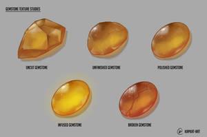 Gemstone study by Lascivio-Pipio