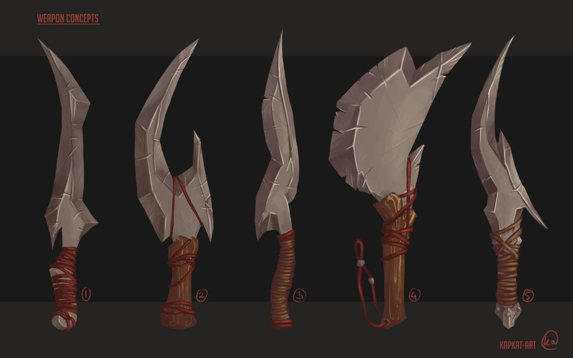 Sword Concepts by Lascivio-Pipio