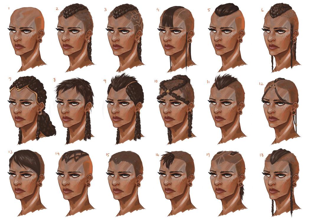 Hair Concepts by Lascivio-Pipio