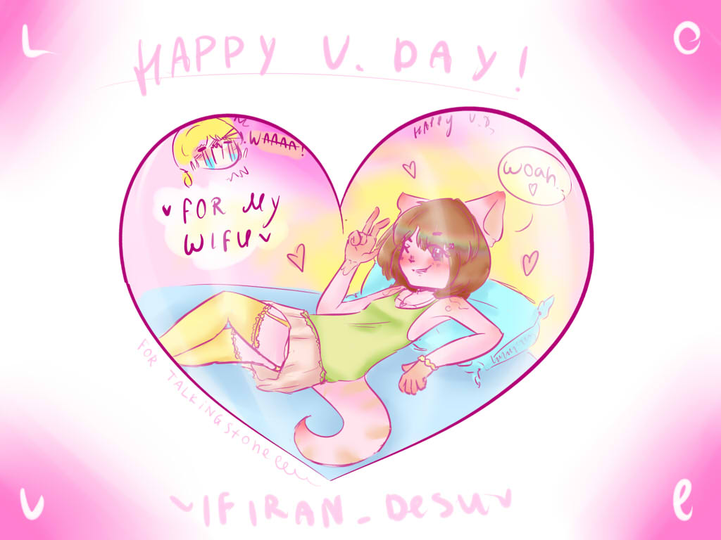 Gift For My WIFU *heart* by Ifiraen-Tasu-u