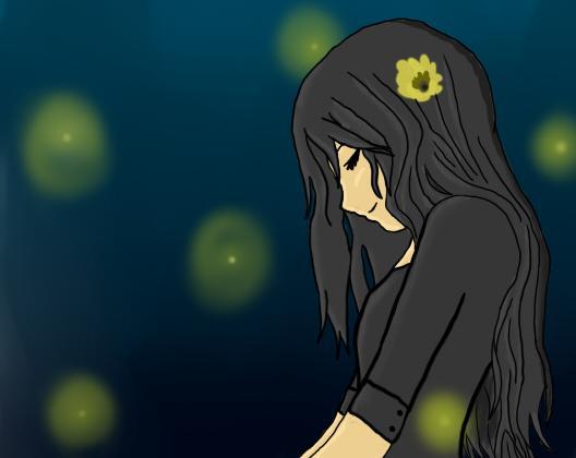 10 million fireflies... by DemonDog14