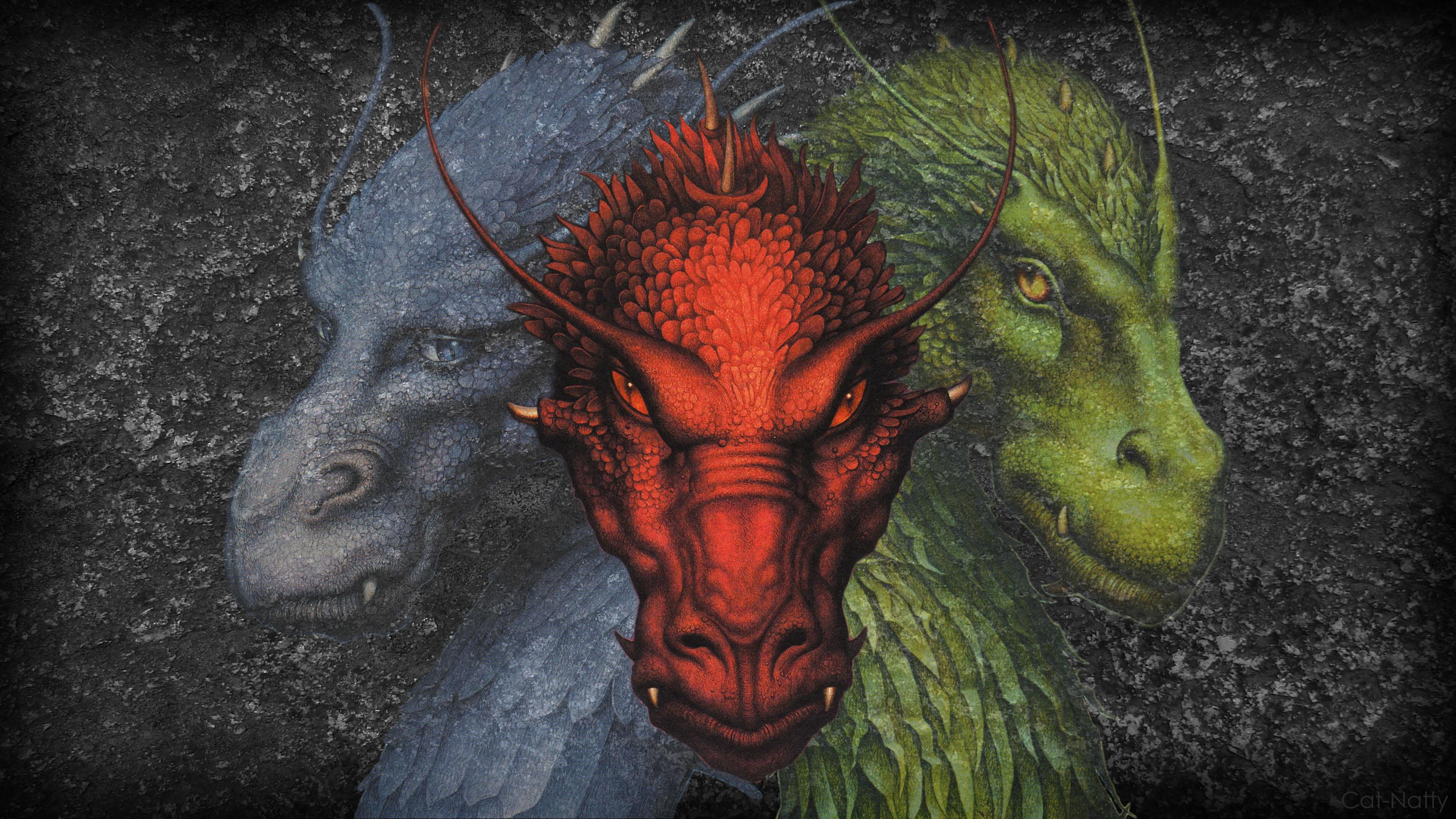 Eragon Firnen Eragon_ thorn, saphira, firnen