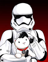 Stormtrooper Life by MaryLuellyn