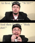 Nostalgia Critic Poster Thing
