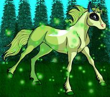 Pokemon Horse - Moriko