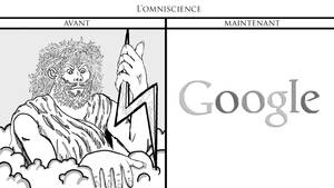 L'omniscience: avant/maintenant