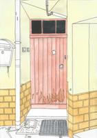 Croquis 4 : Porte D'entree by mothmanhoax