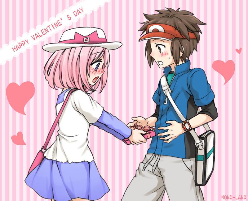 PokeBW2 - Valentine 2 by MONO-Land
