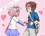 PokeBW2 - Valentine 2
