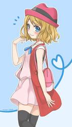 Short Hair Serena