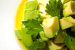Avocado Salad by Delahkor