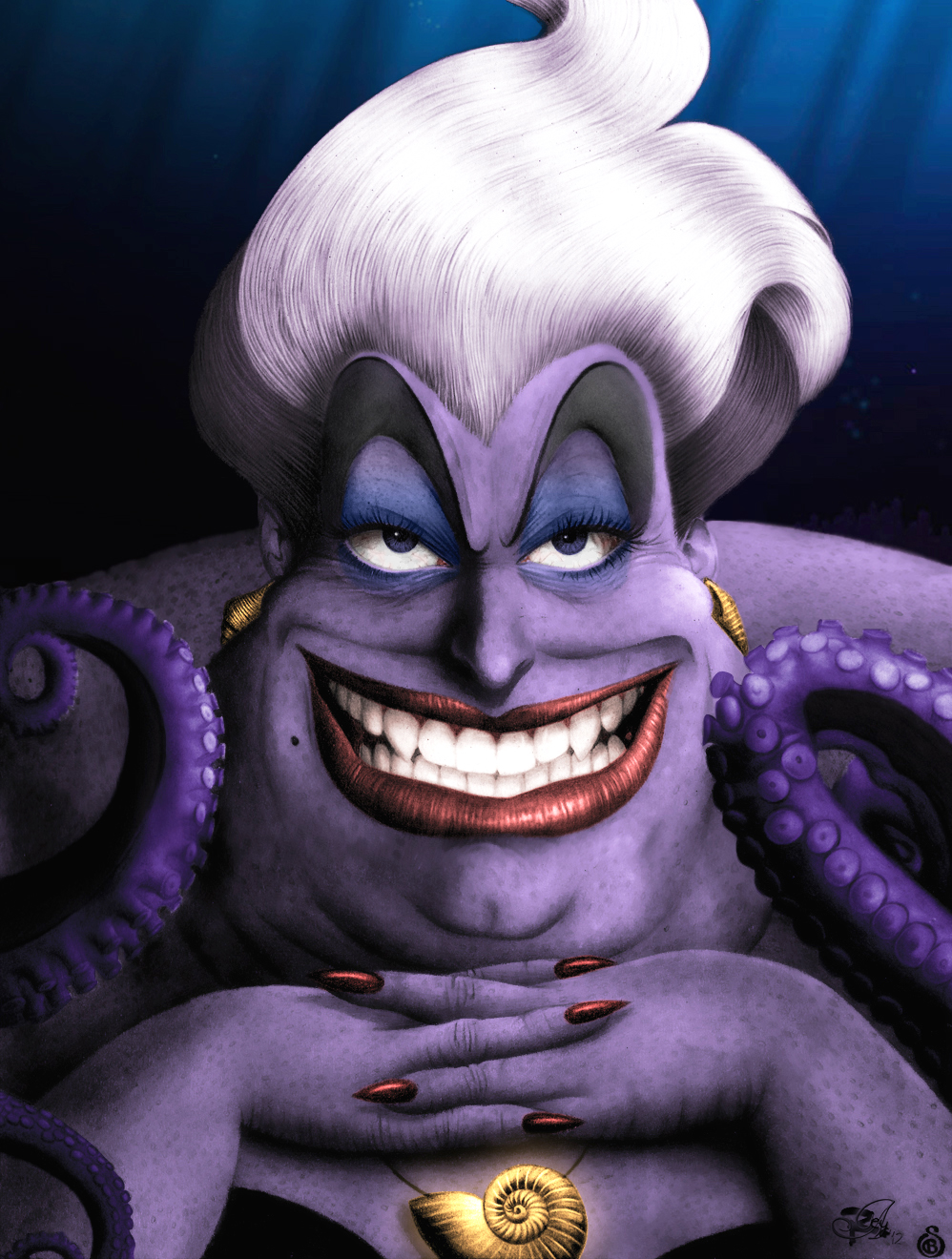 Ursula by Lord-Mo on DeviantArt