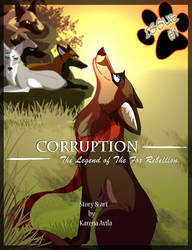 Corruption TLOTFR Issue 1 by Imaje-Train