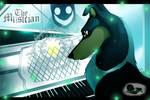 The Musician by Imaje-Train