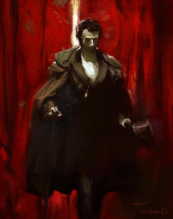 Kate FoX 3491 18 The Count Of Monte Cristo By Tinselswan