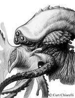 Great Cthulhu by DaVinci41