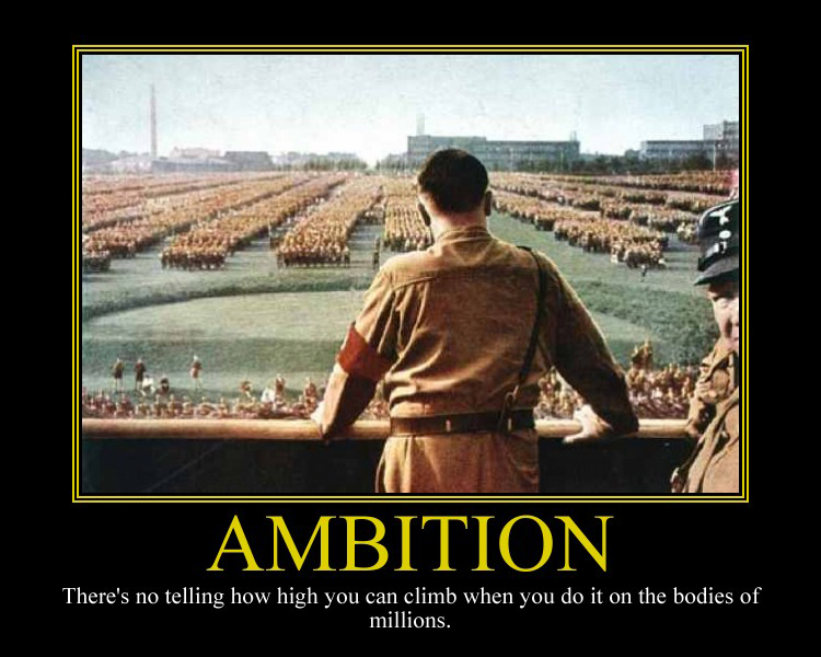 Too Much Ambition Quotes. QuotesGram