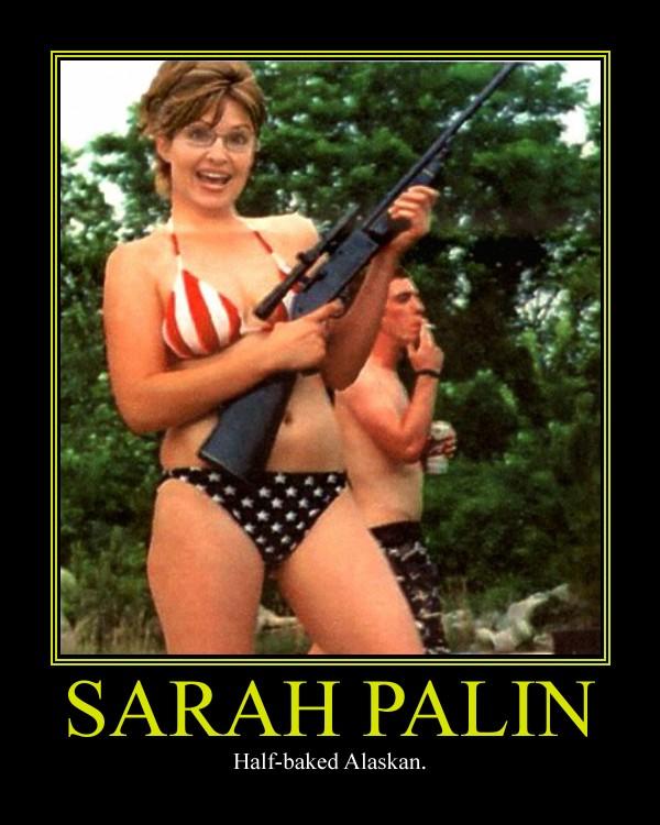 Real sarah palin bikini fotos