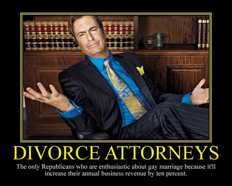 Divorce Attorney Meme