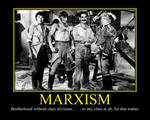 Marxism Motivational Poster
