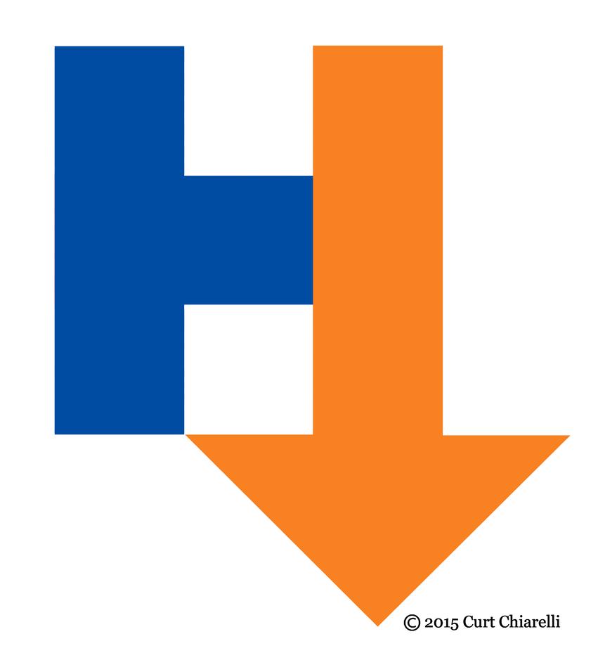 Hillary Logo Satire by DaVinci41
