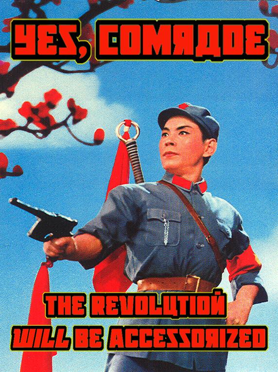 Yes, Comrade Meme by DaVinci41