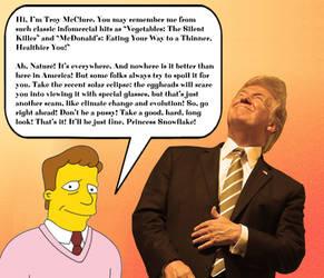 Trump Eclipse by DaVinci41