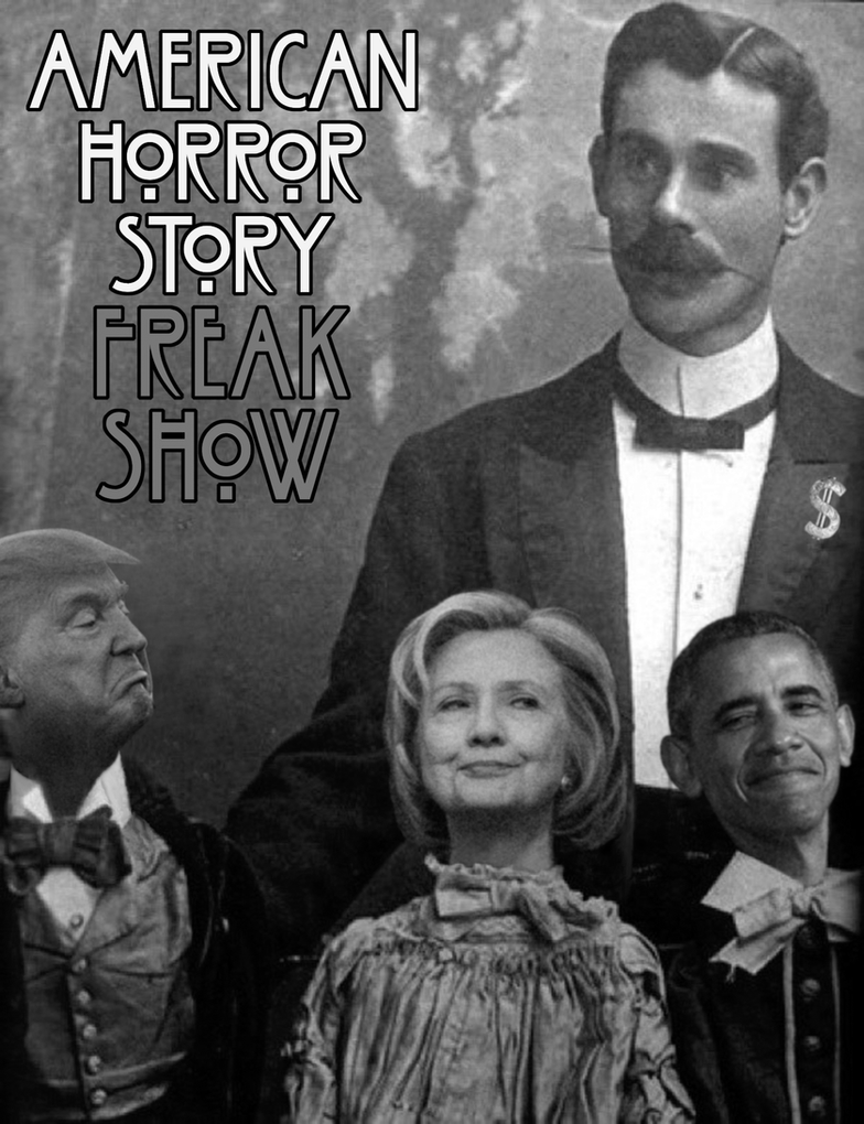 American Horror Story: Freak Show by DaVinci41