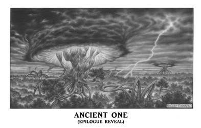 The Shack - Ancient One Concept Design 03