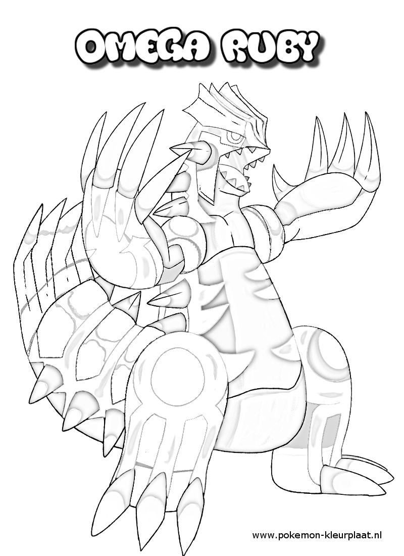 Primal Kyogre Coloring Page Coloring Pages Pokemon Groudon Pokemon Coloring Pages Giratina