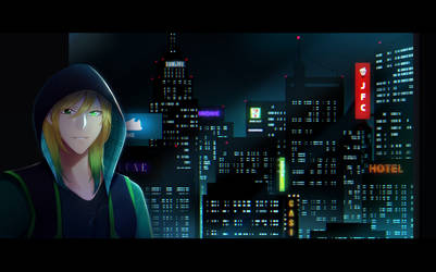 (commission) city lights