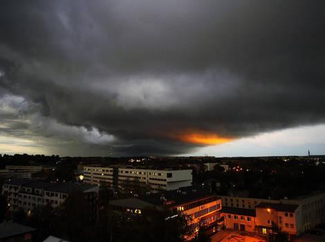 Evening Cloud
