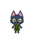 Animal Crossing: Kiki by Sakujo-Kun