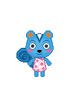 Animal Crossing: Filbert by Sakujo-Kun