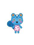 Animal Crossing: Filbert by Sakujo-Kun