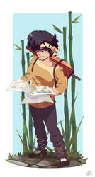 the lost boy by pyawakit