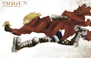teben and py trigun team up