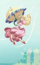 princess has left the castle by pyawakit